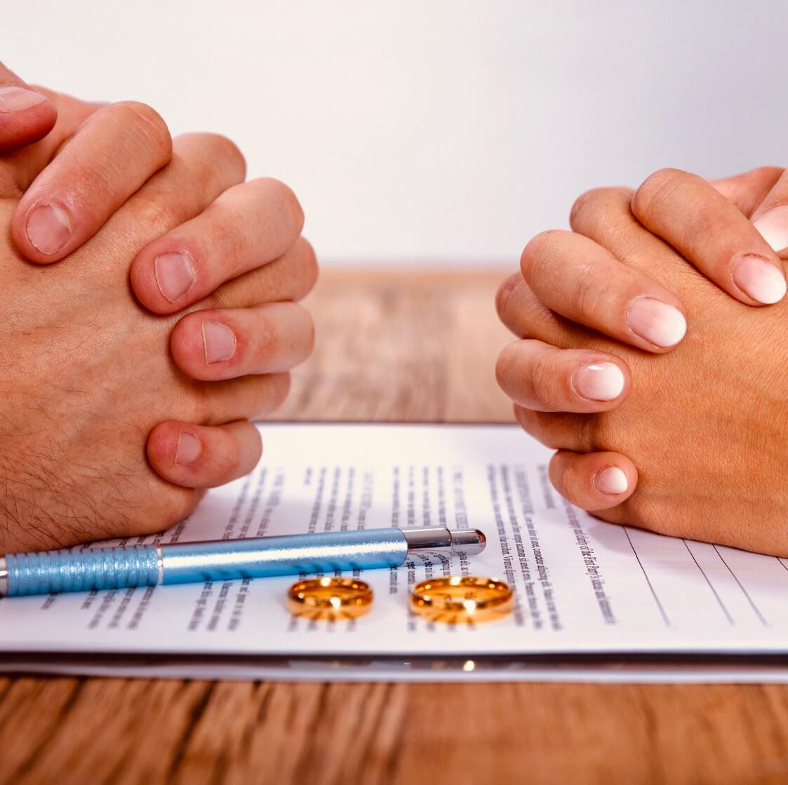divorce splitting assets divorce financial settlement 4