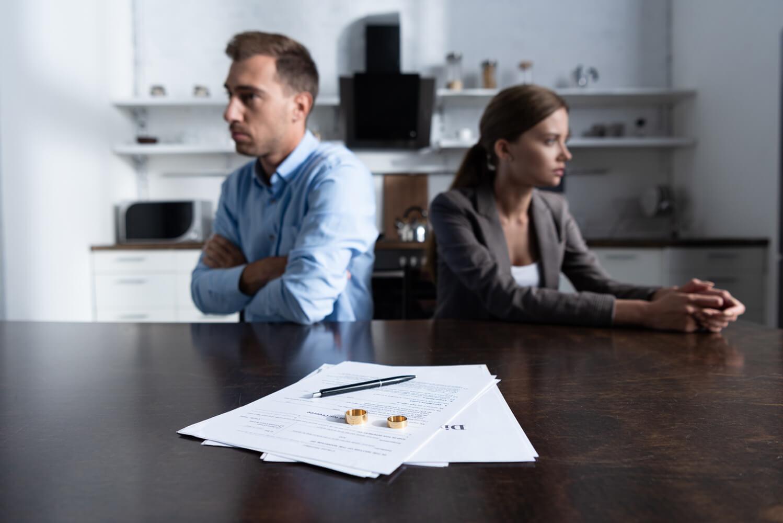 divorce splitting assets divorce financial settlement 8